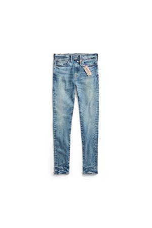 RRL Jeans elásticos de tiro alto Skinny Fit