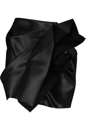 Rick Owens Mujer Minifaldas - Minifalda con volantes