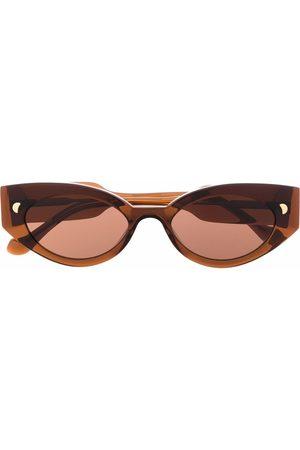 Nanushka Azalea cat-eye sunglasses