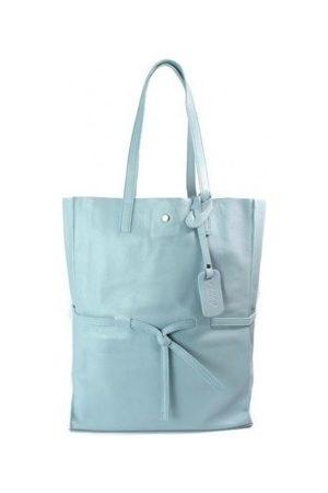 Vera Pelle Mujer Bolsos shopper y tote - Bolso Xxl Shopper Bag A4 para mujer