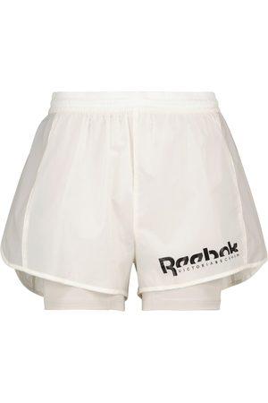 Reebok Shorts de tejido técnico