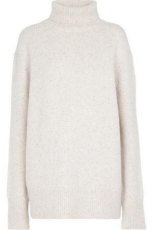 Joseph Mujer Cuello alto - Jersey de lana merino de cuello alto