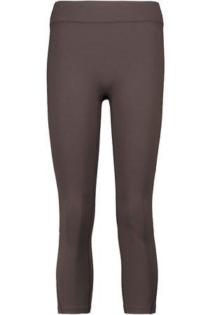 Reebok Mujer Cintura alta - Leggings deportivos de tiro alto