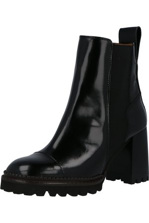 See by Chloé Mujer Botines - Botas Chelsea 'MALLORY