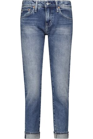 AG Jeans Mujer Baggy & boyfriend - Jeans Ex Boyfriend de algodón elástico