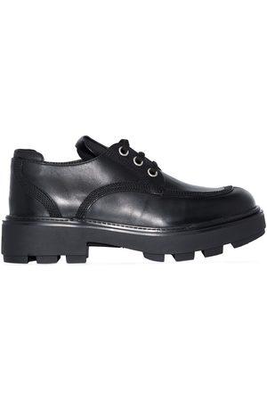Miu Miu Zapatos de vestir con logo estampado
