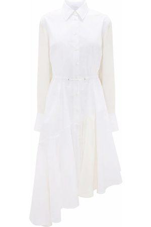 J.W.Anderson Mujer Asimétricos - ASYMMETRIC SHIRT DRESS