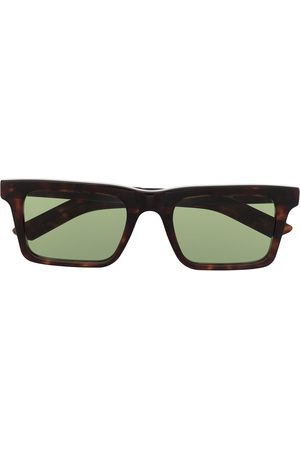 Retrosuperfuture Gafas de sol - Gafas de sol con montura rectangular