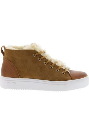 Blackstone Zapatillas altas Chaussures femme Mid Sneaker - Fur para mujer