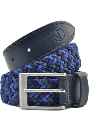 Seajure Cinturón Cinturón trenzado elástico para hombre