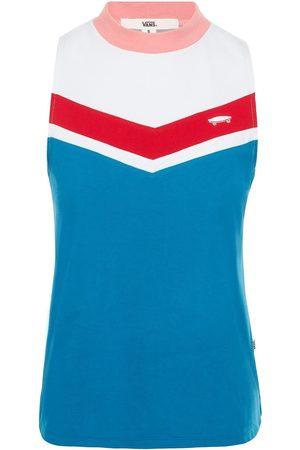 Vans Camiseta tirantes T-Shirt WM Invert Tank Blues Sapphire para mujer