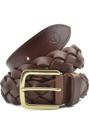 Seajure Cinturón Cinturón clásico trenzado para hombre