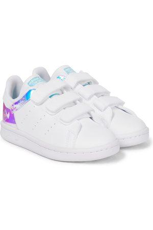 adidas Niña Zapatillas deportivas - Zapatillas Stan Smith de piel