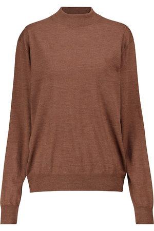 The Row Mujer Jerséis y suéteres - Jersey Dru de lana merino