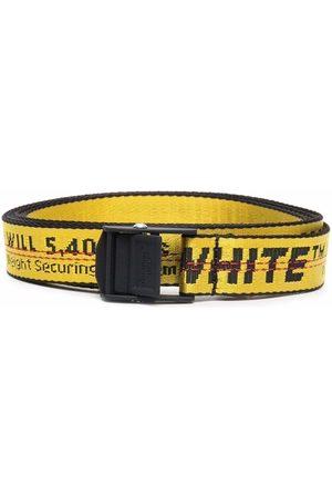 OFF-WHITE Hombre Cinturones - Cinturón Classic Industrial