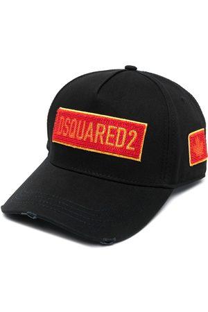 Dsquared2 Gorra con logo bordado