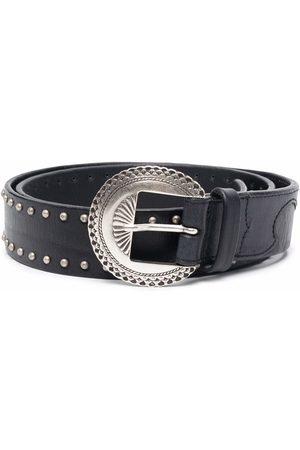 Golden Goose Hombre Cinturones - Stud-detail belt