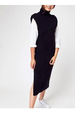 NA-KD Mujer Midi - Padded High Neck Midi Dress