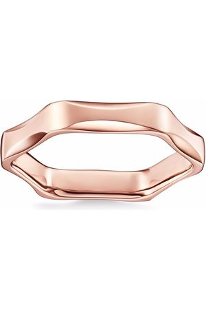 Tasaki Anillo LABELLO en oro rosa de 18kt