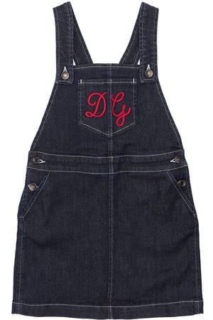 Dolce & Gabbana | Niña Vestido De De Algodón Con Logo 8a
