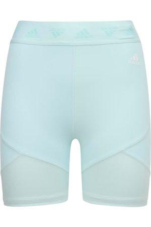 adidas | Mujer Shorts De Compresión De Malla Xs
