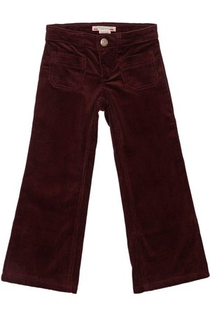 BONPOINT Niña Pantalones y Leggings -   Niña Pantalones De Algodón 8a
