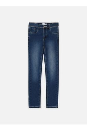 Name it Mujer Pantalones y Leggings - Nkfpolly Dnmtindyss Hw Pant Camp