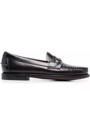SEBAGO Mujer Loafers - Horsebit-detail leather loafers