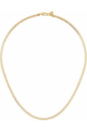 """Maria Black Collares - """"collar Saffi 43"""""""" en plata de ley bañado en oro"""""""