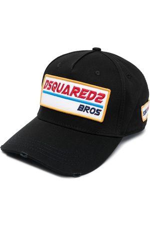 Dsquared2 Gorra con parche del logo
