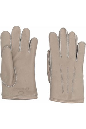 Parajumpers Stitched leather gloves