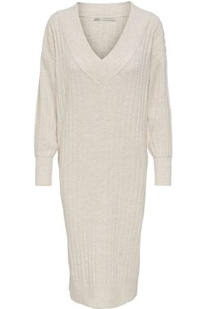 ONLY Mujer De punto - MIDI LENGTH KNITTED DRESS