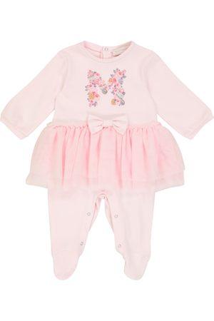 MONNALISA Bebé - Exclusivo en MyTheresa - body de punto de algodón estampado