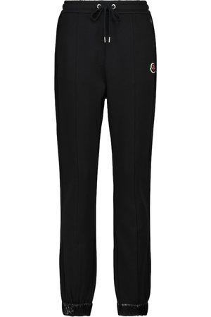 Moncler Pantalones de chándal de algodón