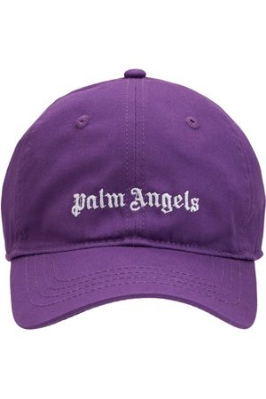 Palm Angels | Niña Gorra De Baseball De Gabardina De Algodón I