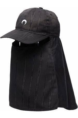 Marine Serre Detachable panel baseball cap