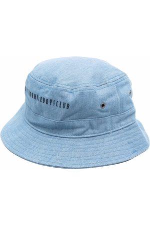Billionaire Boys Club Hombre Sombreros - Logo-embroidered denim bucket hat