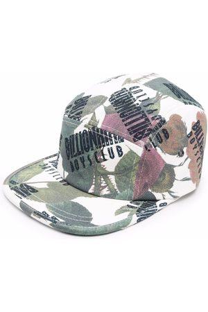 Billionaire Boys Club Hombre Gorras - Floral-print logo baseball cap