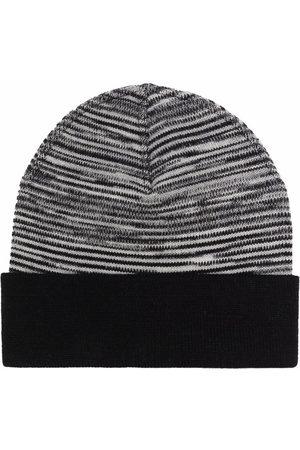 Missoni Striped wool-knit beanie