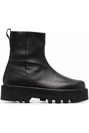 Heron Preston Chunky sole ankle boots