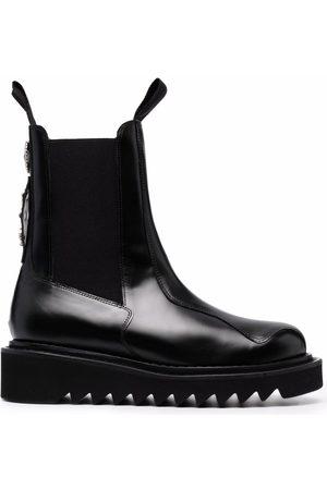 TOGA VIRILIS Chunky sole Chelsea boots