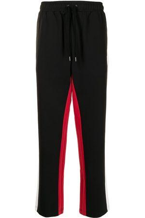 Ports V Pantalones rectos con raya lateral
