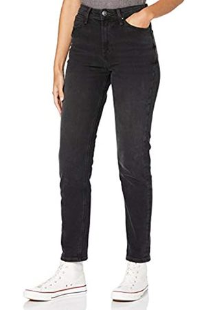 Lee Mom Straight Jeans, Mujer
