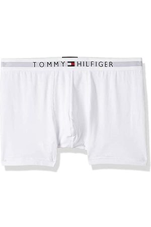 Tommy Hilfiger 1U87904670 Bóxer de Algodón con Logo