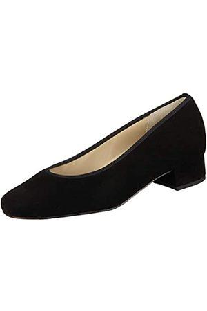 Hassia Mujer Tacón - Cordoba, Zapatos de Tacón Mujer, Schwarz (0100)
