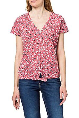 Blue Seven Damen Alloverdruck T-Shirt