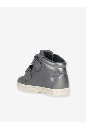 Geox Bebé Zapatillas deportivas - Zapatillas para bebé Kilwi Girl B ® oscuro liso con motivos