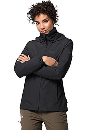 Jack Wolfskin Chaqueta impermeable transpirable para mujer Stormy Point, Mujer, Chaqueta impermeable transpirable., 1111201