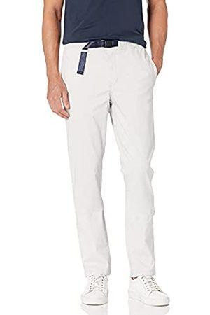 Goodthreads Slim Fit Belted Elastic Waist Pant Pantalones