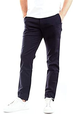 Calvin Klein Ckj026 Slim Stretch Chino Pant Pantalones, Black
